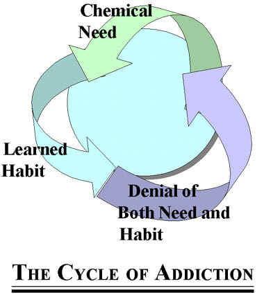 the cycle of addiction